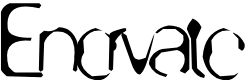 Preview image for Enervate Font
