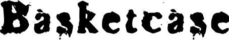 Preview image for Basketcase Roman Font