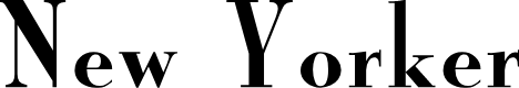 Preview image for New Yorker Font