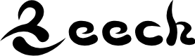 Preview image for Beech Font