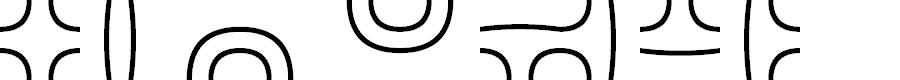 Preview image for Maze Maker Cavern Level 1F Font