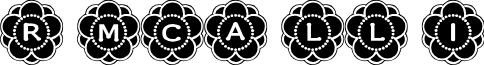RMCalli3 font
