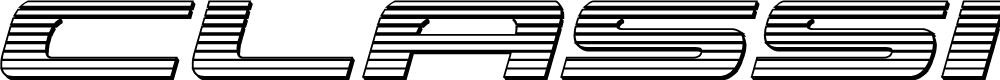 Preview image for Classic Cobra Chrome Italic