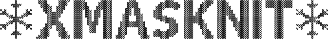 Preview image for ChristmasJumper Font