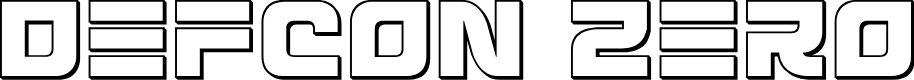 Preview image for Defcon Zero Outline