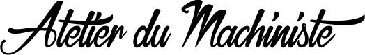Preview image for Atelier du Machiniste Font