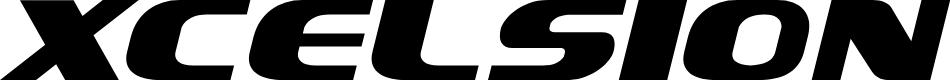 Preview image for Xcelsion Semi-Italic Semi-Italic