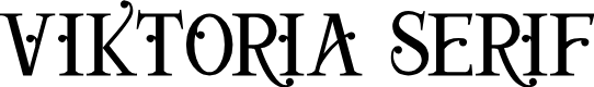 Preview image for Viktoria Serif Font