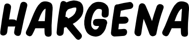 Preview image for HARGENA Font