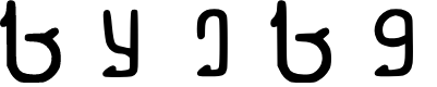 Preview image for untitled-font-1 Font