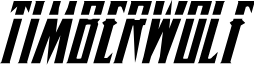 Timberwolf Laser Italic