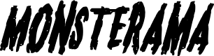 Preview image for Monsterama Bold Italic
