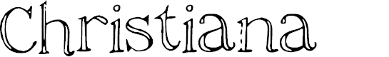 Preview image for Christiana Font
