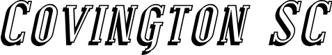 Preview image for Covington SC Shadow Italic