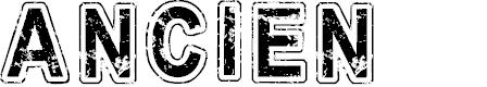 Preview image for Ancien Regular Font