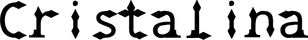 Preview image for Cristalina Font
