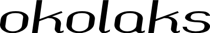 okolaks Bold Italic