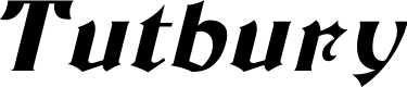 Preview image for Tutbury Italic