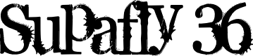 Preview image for Supafly 36 Font