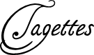 Preview image for Tagettes Font