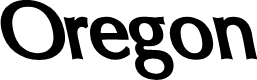 Preview image for Oregon LDO ExtraBold Sinistral