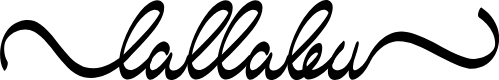 Preview image for Lallaku Font