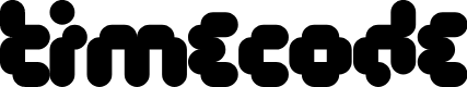 Preview image for Timecode Font