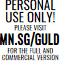 Guld Script Color PERSONAL Reg font