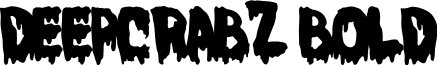DeepCrabz Bold