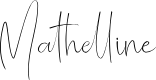 Preview image for Mathelline Font