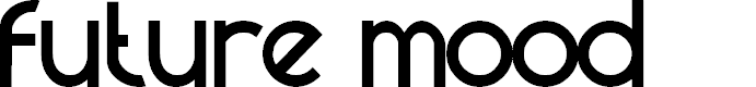 Preview image for future mood Font