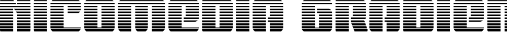 Nicomedia Gradient