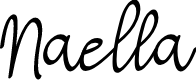Preview image for Naella Font