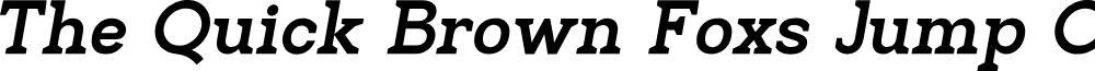 Hexi-BoldOblique