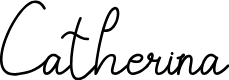 Preview image for Catherina Font