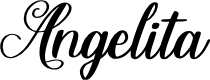 Preview image for Angelita Font