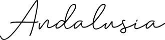 Preview image for Andalusia Font