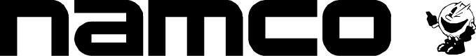 Preview image for namco regular Font