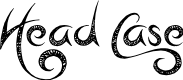 Preview image for Head Case Font