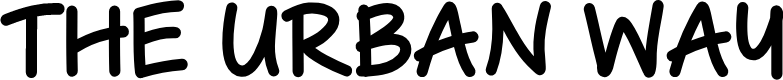 Preview image for The Urban Way Font