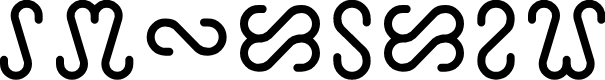 Preview image for Ophidian Font