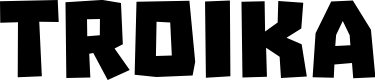 Preview image for Troika Font