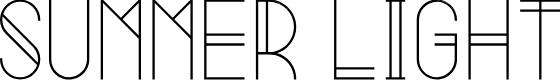 Preview image for Summer Light Font