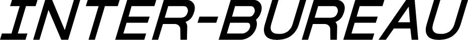 Preview image for Inter-Bureau Super-Italic