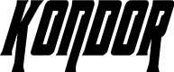 Preview image for Kondor Condensed Italic