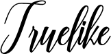 Preview image for Truelike Font