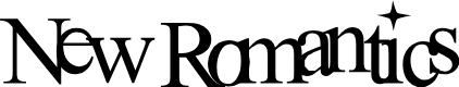 Preview image for New Romantics Font