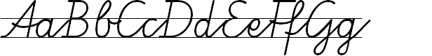 Preview image for VA Pe 2 Font