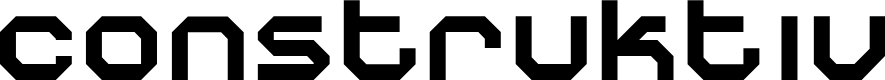 Preview image for Construktiv Font