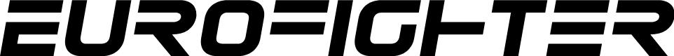 Preview image for Eurofighter Semi-Italic
